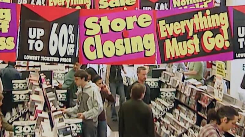 MP3 höll på att ta död på musikindustrin.