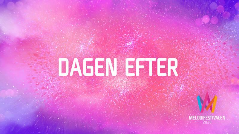 Melodifestivalen: Dagen efter