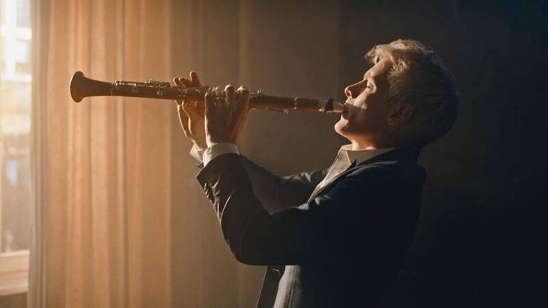 Vår svenske virtuos Martin Fröst ger ett smakprov på hur det kunde ha låtit, om Vivaldi hade haft tillgång till en modern klarinett.