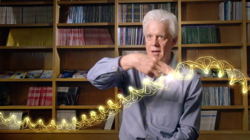 Dr. Eric Olson förklarar hur CRISPR fungerar.