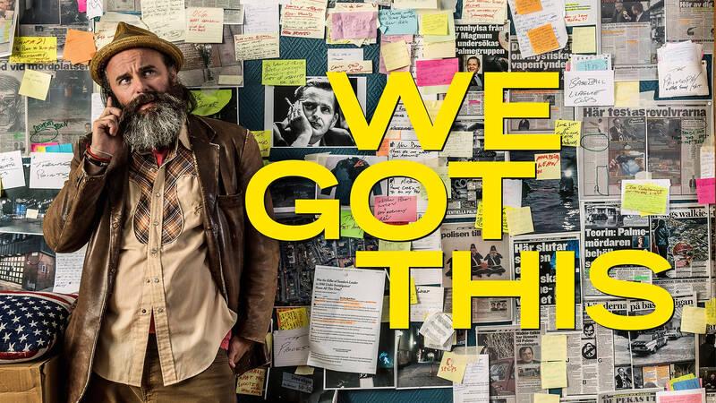 I denna konspirations-komedi följer vi George English, en amerikan bosatt i Sverige och hans familj och vänner.