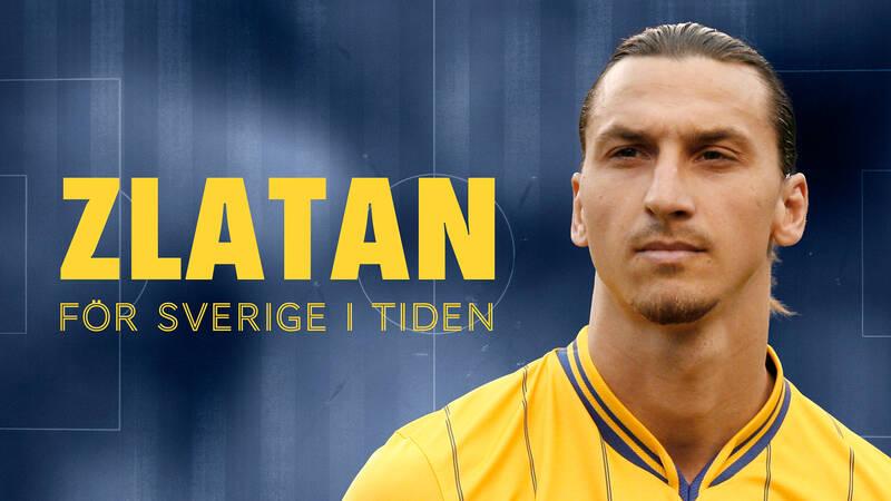 Zlatan – för Sverige i tiden