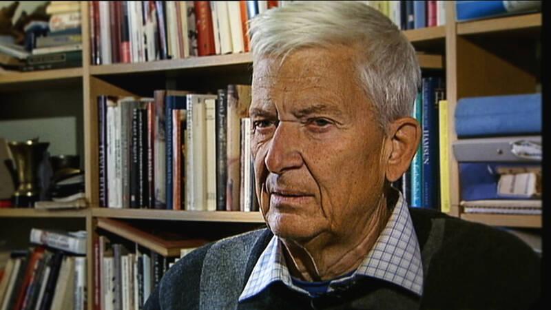Författaren PO Enquist.