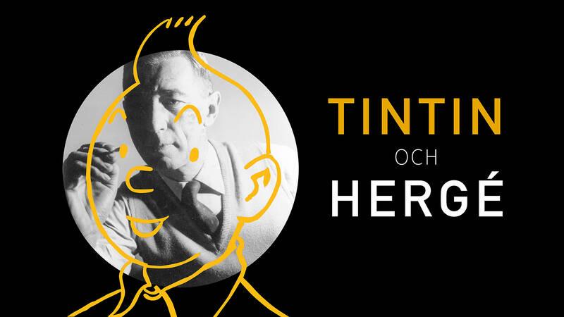 Tintin och Hergé