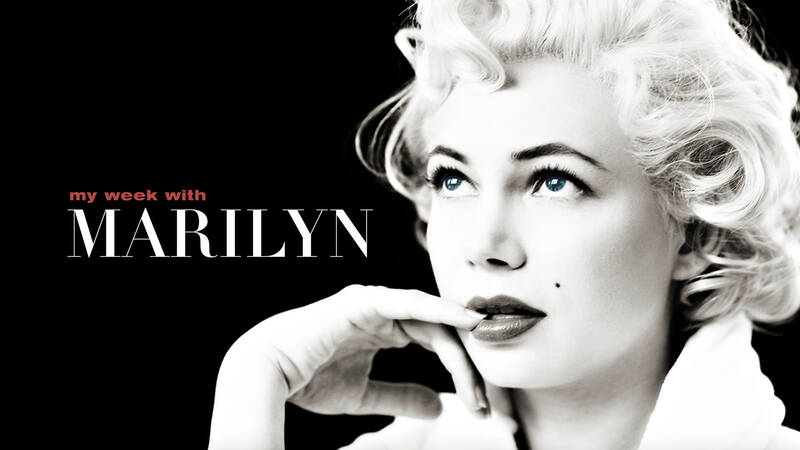 Marilyn Monroe (Michelle Williams).