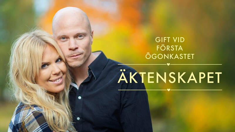 Maxine och Emil i Gift vid första ögonkastet: Äktenskapet.