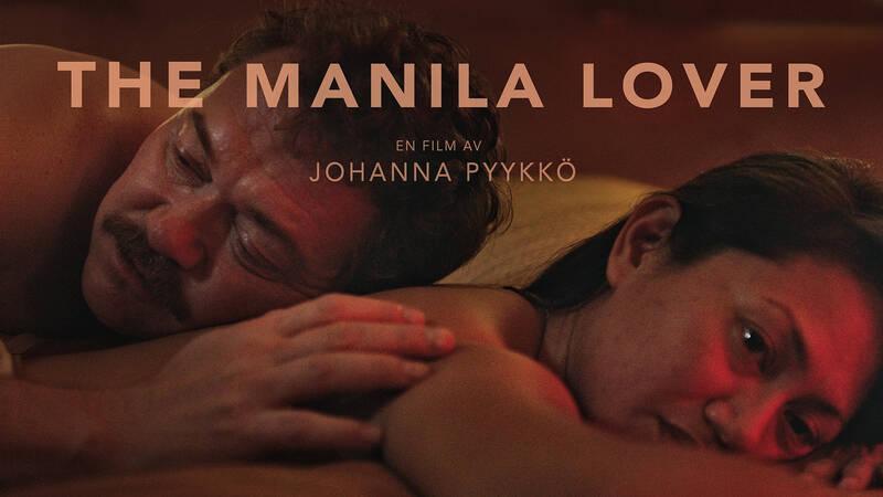 Angeli Bayani och Øyvind Brandtzæg i The Manila Lover.