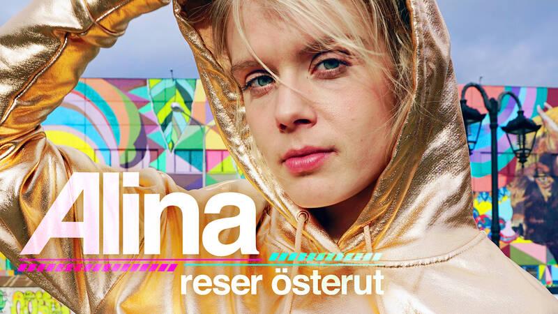 Skådespelaren Alina Tomnikov är uppvuxen i Finland, men har ryskt påbrå. För att bli bättre bekant med sin slaviska bakgrund ger hon sig ut på resa i Östeuropa.