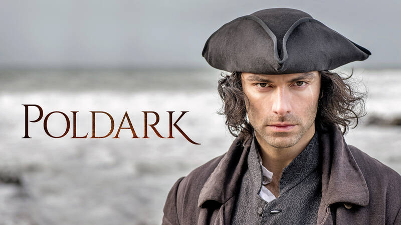 Ross Poldark (Aidan Turner).