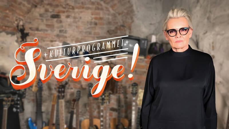 Musikikonen Eva Dahlgren är gäst i säsongens sista Sverige!