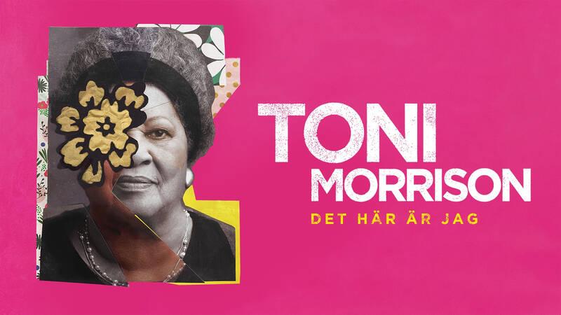 Det här är jag – Toni Morrison.