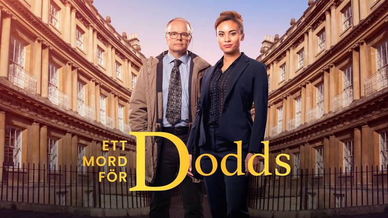 Lauren McDonald (Tala Gouveia) och Dodds (Jason Watkins).