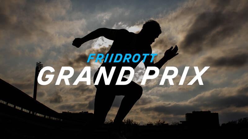 Friidrott Grand Prix