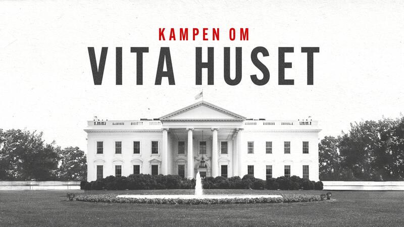 Kampen om Vita huset Amerikansk dokumentärserie från 2016.