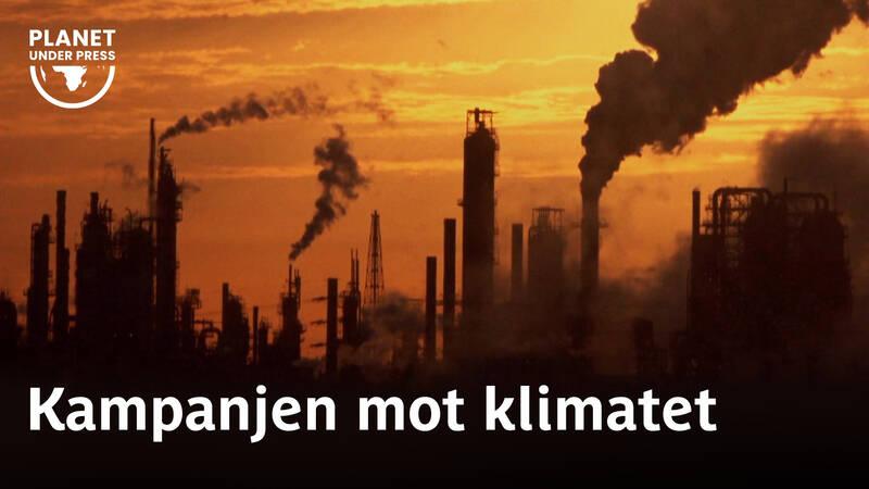 På 1980-talet stod världen redo att agera mot den globala uppvärmningen, med USA i spetsen. Men sedan hände något som förändrade allt och som banade väg för dagens klimatskeptiker.