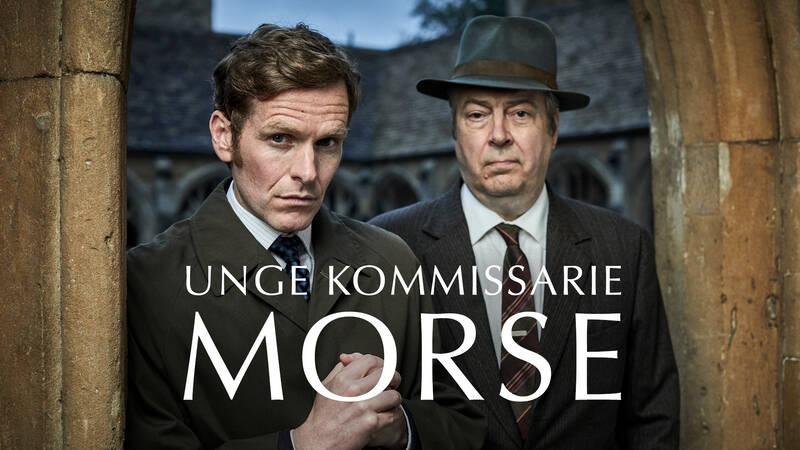 Unge kommissarie Morse