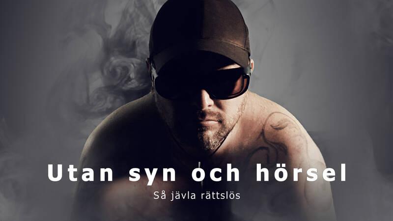 Torbjörn Svensson ska cykla 240 mil, från Treriksröset till Smygehuk, för att uppmärksamma sin och andra dövblindas situation.