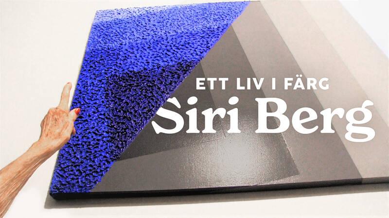 Ett liv i färg - Siri Berg
