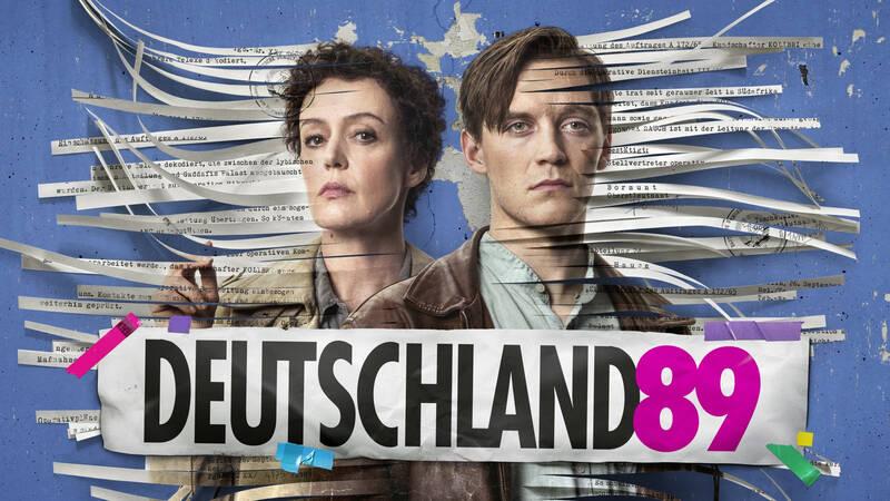 Lenora Rauch (Maria Schrader) och Martin Rauch (Jonas Nay).