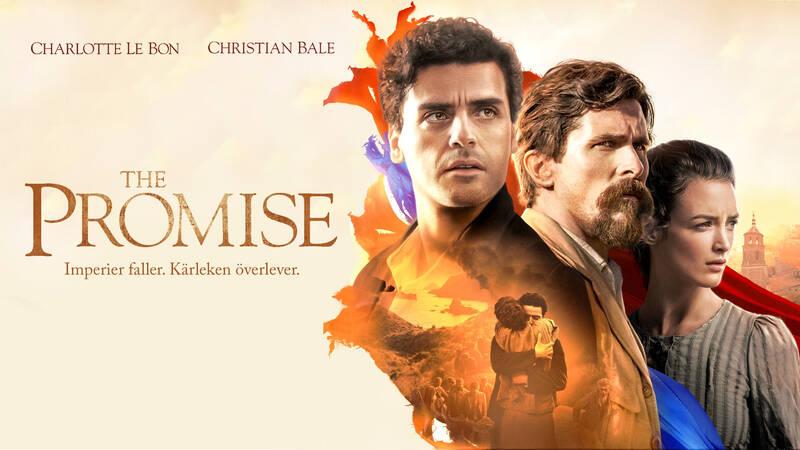 Chris Myers (Christian Bale) och Ana Khesarian (Charlotte Le Bon).