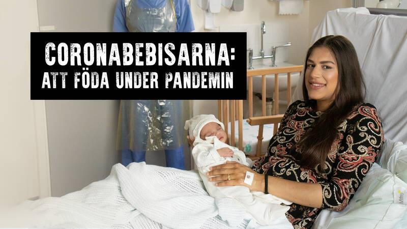 Journalisten Stacey Dooley besöker en förlossningsavdelning mitt under lockdown där personalen gör allt för att skydda både patienter och sig själva