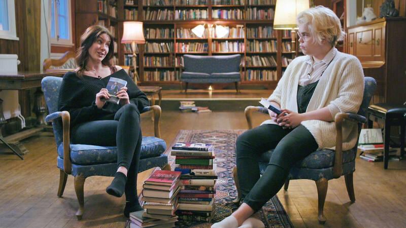Vilka ingredienser behövs i en riktigt bra kärleksroman? Och när går kärlek över till besatthet? 20-åringarna Sami och Sofia diskuterar kärlekens mysterium och delar med sig av sina bästa boktips på temat.
