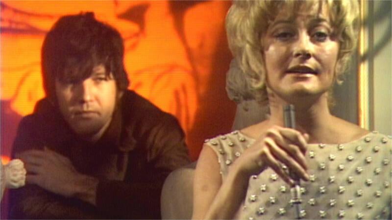 Tony Joe White och Monica Zetterlund