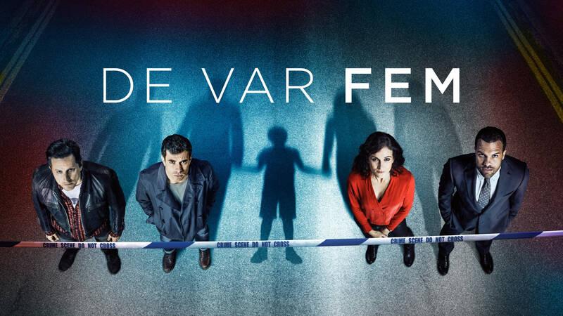 Lee Ingleby som SLADE, Tom Cullen som MARK WELLS,  Sarah  Solemani som PRU CAREW och O-T Fagbenle som DANNY KENWOOD.