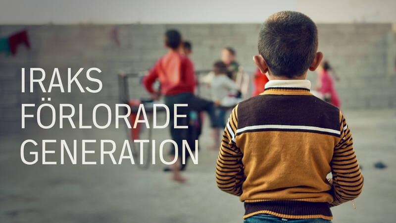 Dokument utifrån: Iraks förlorade generation