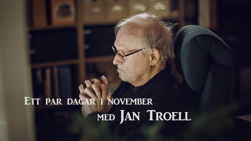 Ett par dagar i november med Jan Troell