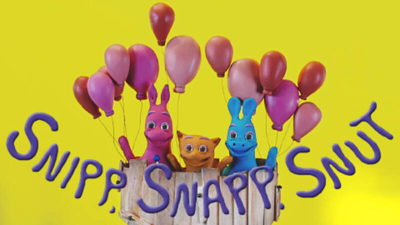 Snipp, Snapp, Snut affischbild.
