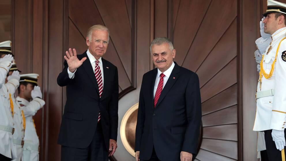Syriens president allvarligt sjuk