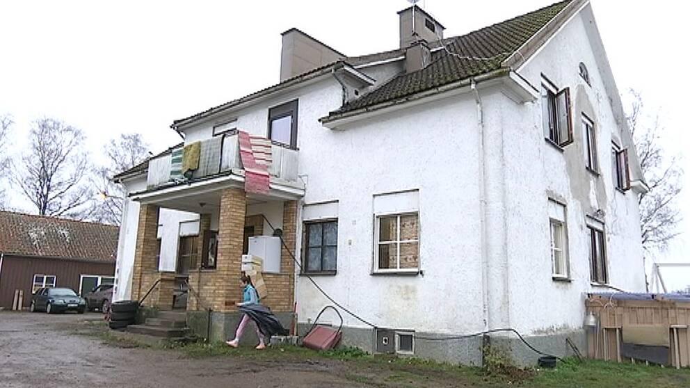 hus i Fivelstad Motala kommun ägt av Thomas Gruber