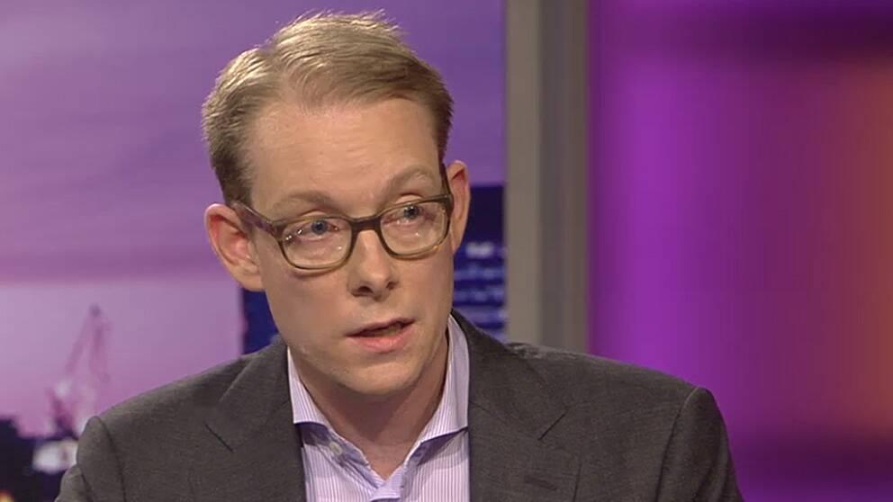 Tobias Billström i Agenda