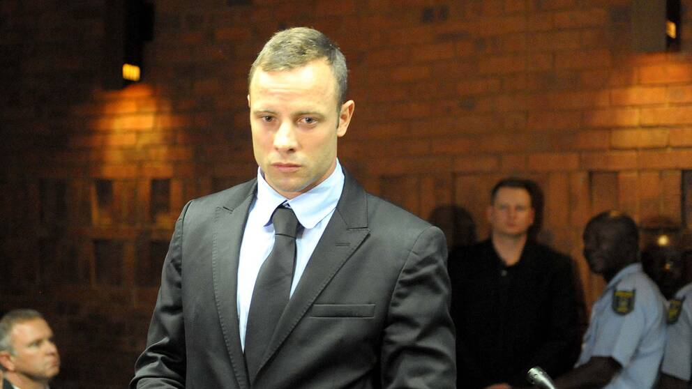 Det blir sex års fängelse för Oscar Pistorius.