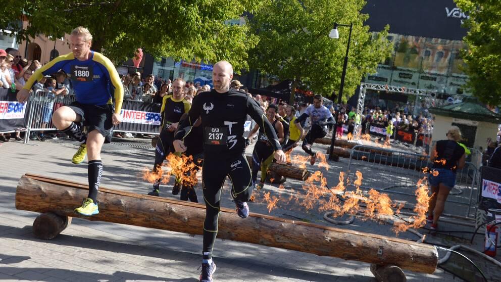Action run Örebro 2016