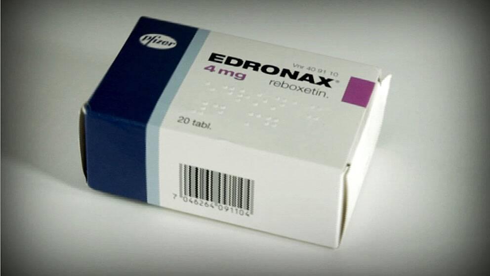 pfizer edronax medicin