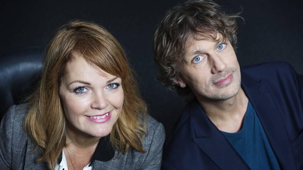 Belinda Olsson och Olle Palmlöf