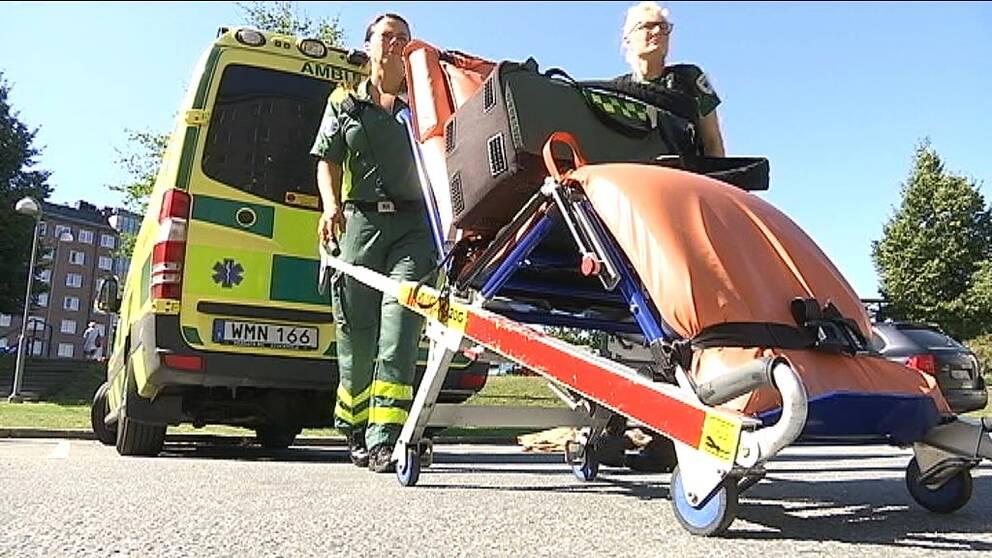 Ambulanspersonal