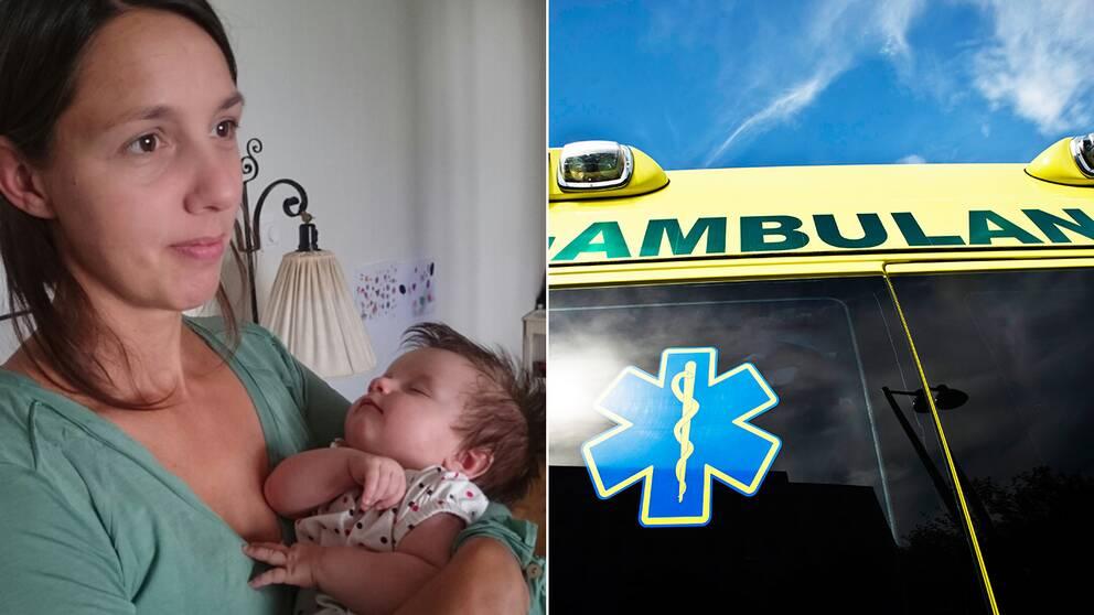 ambulans förlossning