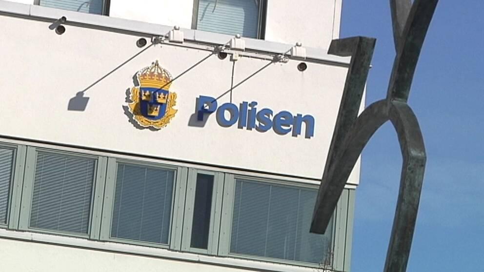 Polishuset i Örebro