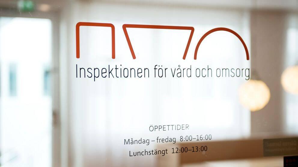 Dörr in till IVO – Inspektionen för vård och omsorg