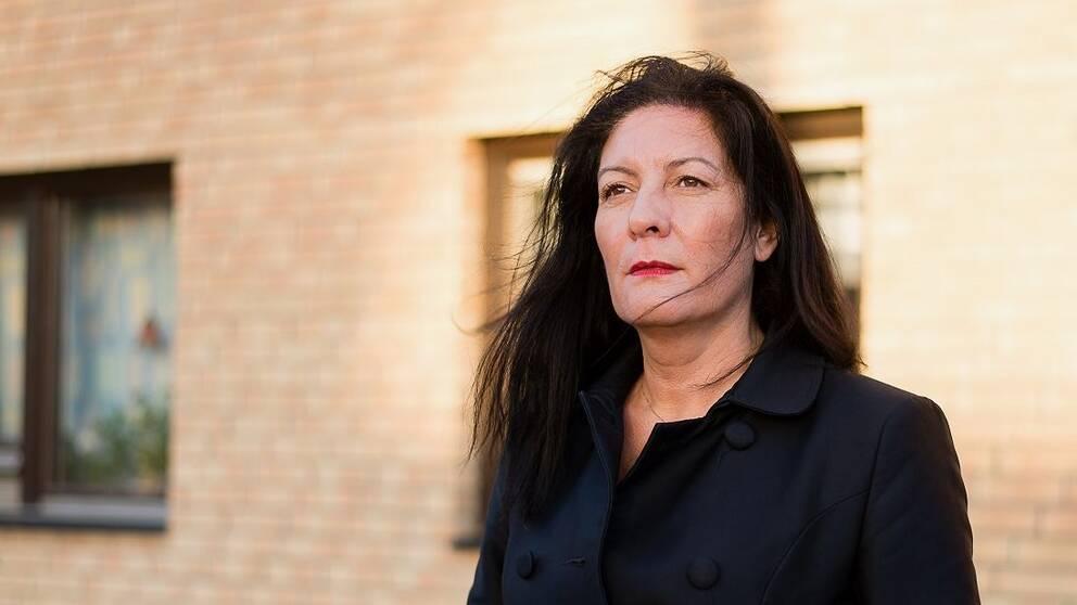 Vänsterpartisten Jeannette Escanilla är Sveriges delegat på Women's Ship to Gaza.
