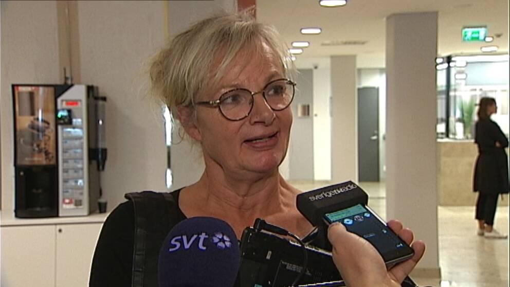 Åklagare Åse Schoultz