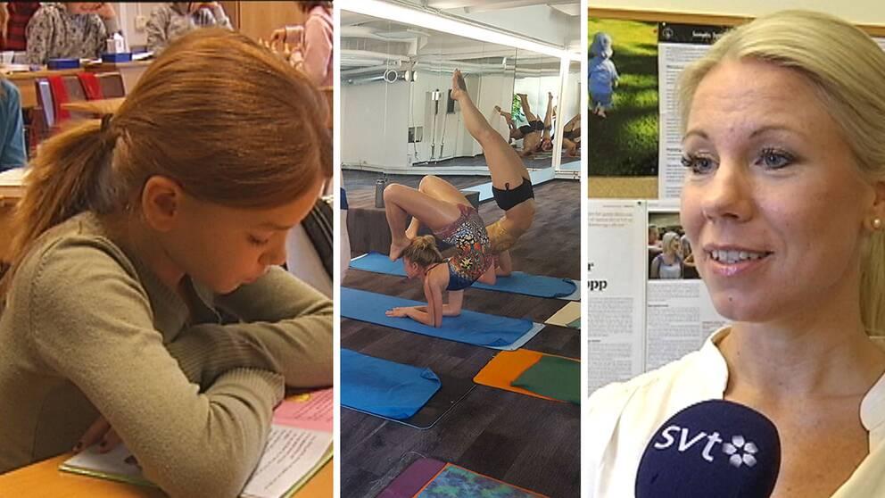 Yoga, Anna Duberg