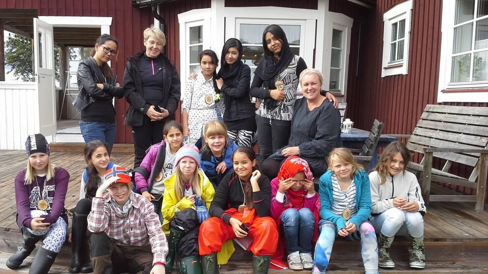 Skogskollo i Älvsdalen