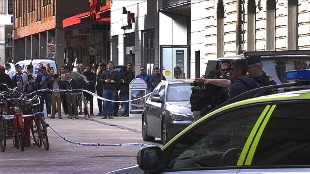 Polisen i Uppsala kommer att prioritera arbetet mot gatuvåldet.