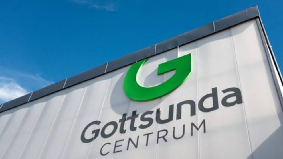 Gottsunda Centrum i Uppsala