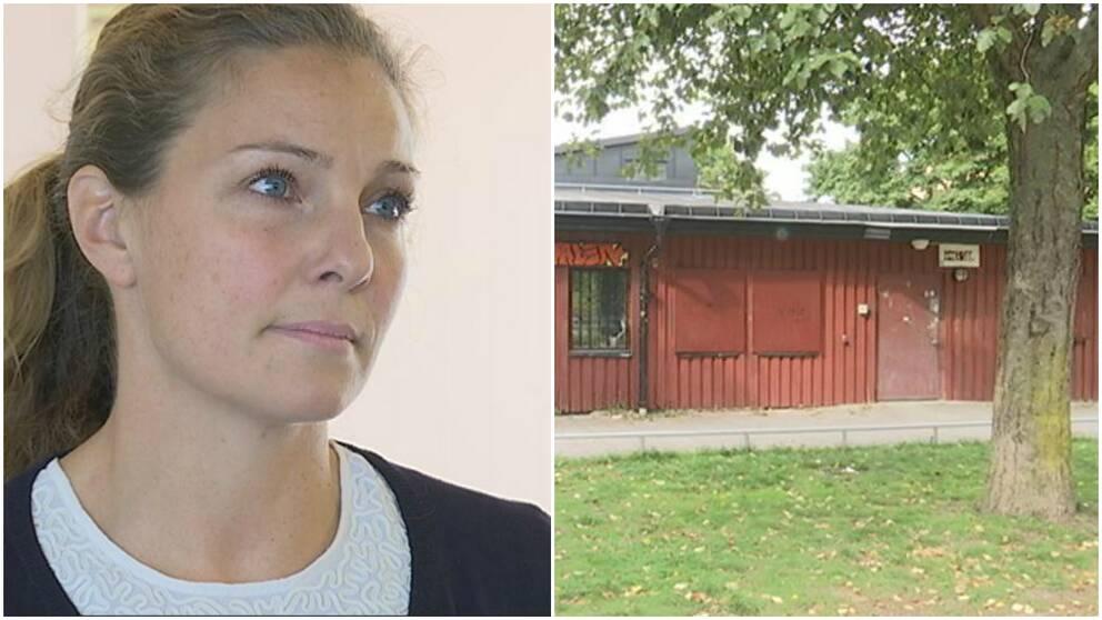 Anna Rydin, Skolinspektionen och roma kulturklass skolbyggnad