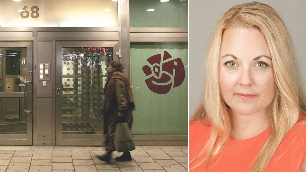 Sveavägen 68 och Rebecca Weidmo Uvell